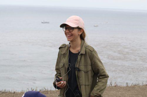 Die Höchsterin Linda Christina Riedmann arbeitet in Los Angeles für eine Produktionfirma und verwirklicht als freie Produzentin spannende Projekte. Brian Contreras