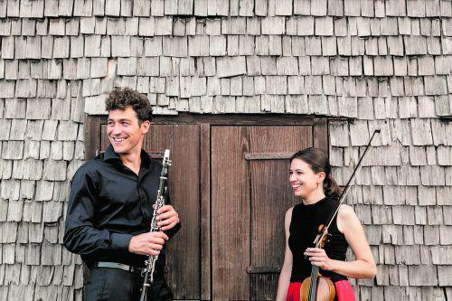 Die Intendanten Alex Ladstätter und Natalia Sagmeister möchten mit Klassik Krumbach klassische Musik für jedermann zugänglich machen.Hirschbühl MARION