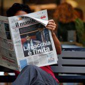 Italien sucht Ausweg aus dem Chaos