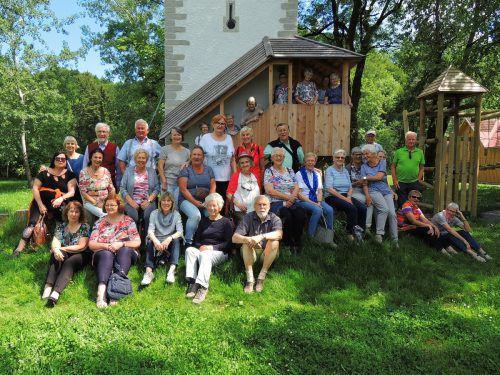 Die Mitglieder des Seniorenchors aus Dornbirn genossen ihren Ausflug nach Wangen im Allgäu und Umgebung. Seniorenchor
