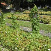 Kriegerdenkmal wurde wieder herausgeputzt