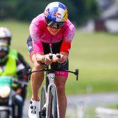 Topstar Ryf dabei beim Trans Vorarlberg