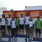 Schwimmer erfolgreich bei ÖM in Wels