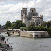Schutzglocke für Notre Dame