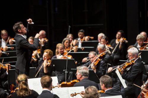 Philippe Jordan, ab 1. September Musikdirektor der Wiener Staatsoper, wird ein Konzert der Wiener Symphoniker leiten. BF/Mathis, Stiplovsek
