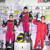 Karttalent Beller gewinnt DAI-Trophy in Italien