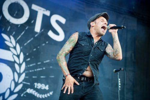 "Donots-Sänger Ingo Knollmann: ""Das geilste Festival der Welt."""