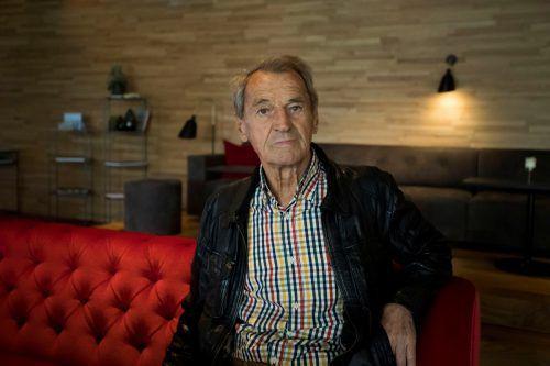 Dr. Kurt Rupp (85) setzte zahlreiche Meilensteine. VN/Paulitsch