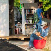 StadtLesen bringt Lesegenuss ans Bregenzer Seeufer