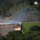 Angst vor Dammbruch in England