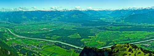 Eine Region, ein Konzept: Die Regio-Gemeinden arbeiten intensiv an einem regionalen räumlichen Entwicklungskonzept (regREK). REgio VOrderland-Feldkirch