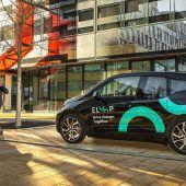 Carsharing elektrisch: 25 E-Autos für Wien