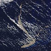Im Pazifik schwimmt ein riesiger Teppich aus Vulkangestein