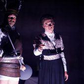 Siegfried ohne Schwert, aber mit Anspruch