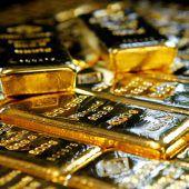 Gold im Höhenflug