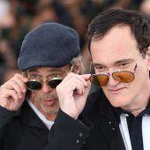Brad Pitt lobt Tarantino