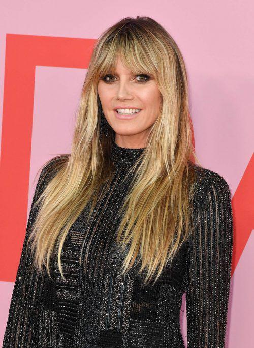 Heidi Klums Tochter Leni möchte in die Fußstapfen ihrer berühmten Mutter treten.