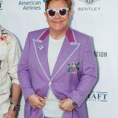 Elton John tief erschüttert