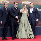 Tarantino feiert Premiere