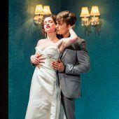 Oper Eugen Onegin erhält bei den Festspielen eine junge Bregenzer Fassung. D6