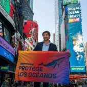 Zum Schutz der Ozeane