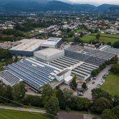 Neuer Eigentümer für Huber-Standort Mäder. Produktion davon nicht betroffen. A5