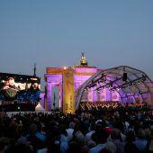 Tausende feierten Petrenko und sein Orchester
