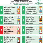 Klopps Liverpool kommt nach Salzburg