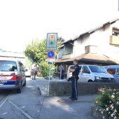 Mutmaßlicher Bankräuber von Lustenau in Chur festgenommen. B1