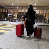 Frauen in Saudi-Arabien dürfen jetzt ohne Erlaubnis ins Ausland
