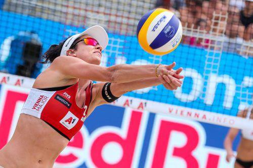 Für Lena Plesiutschnig und Katharina Schützenhöfer war Rang neun passabel.gepa
