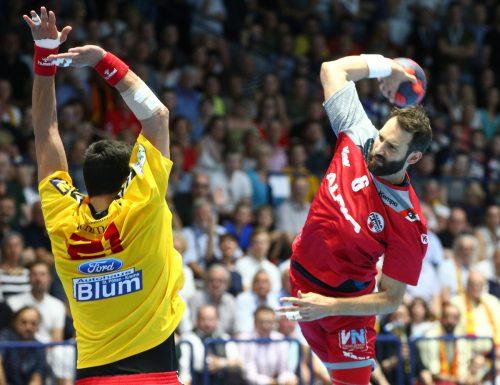 Kapitän Dominik Schmid glänzte mit sechs Toren und fünf Assists. GEPA
