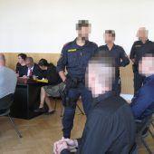 Jahrelange Haftstrafen für Einbrecherbande