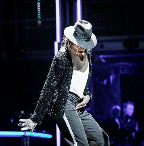 Im Jänner ist das Michael-Jackson-Musical wieder in Bregenz zu sehen. Dominik Gruss