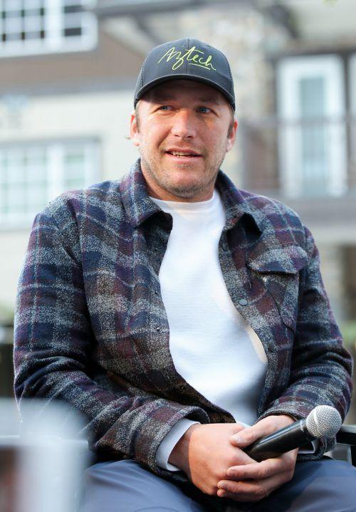 Im November soll Bode Miller Vater von eineiigen Zwillingen werden. Gepa
