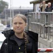 Leinen los: Greta Thunberg zu großer Segelreise aufgebrochen