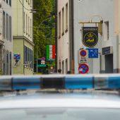 Messerattacke in Bregenz: Verdächtige in U-Haft