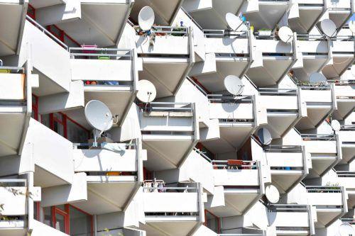 In der Bundeshauptstadt ist der Wohnungsmarkt massiv eingebrochen. AFP