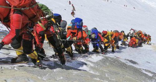 In der diesjährigen Klettersaison sind elf Menschen ums Leben gekommen. AP