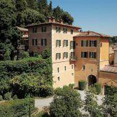 Valentino verkauft seine Villa in der Toskana
