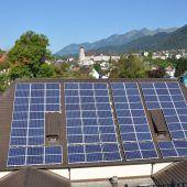 Neue Ziele für Sonnenenergie