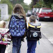 48 Kinder verunglückten in Vorarlberg auf dem Schulweg
