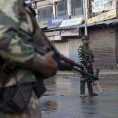 Pakistan schließt militärische Reaktion in Kaschmir aus