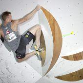 Schubert holte mit Silber erste Boulder-WM-Medaille