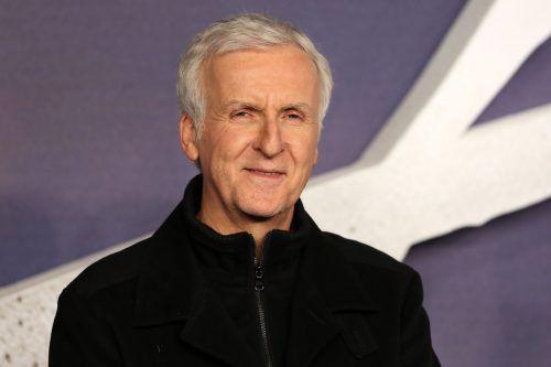 """James Cameron arbeitet an vier Fortsetzungen seines """"Avatar""""-Hits und macht sich nebenbei für den Umweltschutz stark. AFP"""