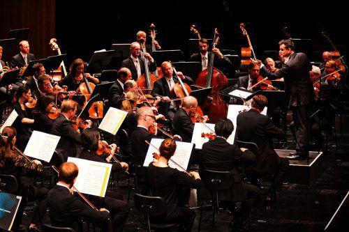 Jede Brahms-Symphonie hat ein eigenes Gesicht.               bregenzer festsipele/Dietmar mathis