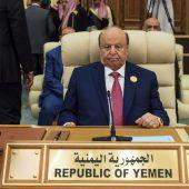 Jemen-Lawine Richtung Golf