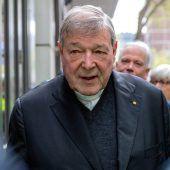 Berufung abgelehnt: Kardinal Pell bleibt in Haft