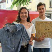Kleider tauschen, statt neu kaufen