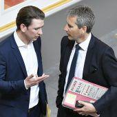 Ex-Minister auf vorderen Rängen der ÖVP-Liste